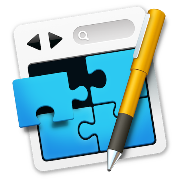 The icon for RapidWeaver 7.